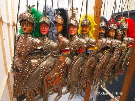 Sense of humor - Museo delle Marionette
