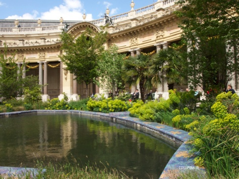 Surrender the charm of Le Petit Palais