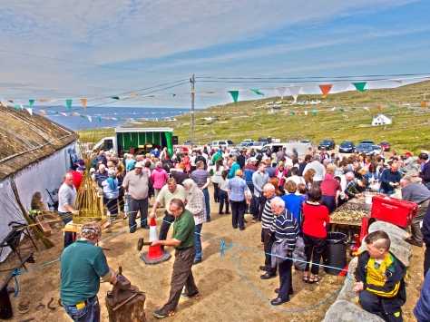 Cnoc Fola Festival, Donegal festivals