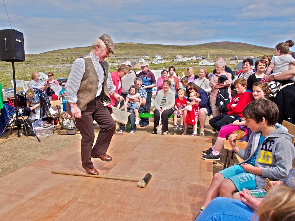 Irish dancing Donegal, sean nos dancing